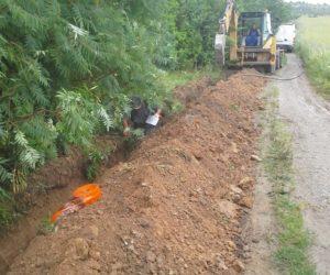 kopanie rowów pod instalacje teletechniczne